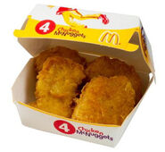 Four-piece-McNugget