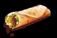 McFalafel Wrap