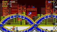 Ronic in Sonic 2