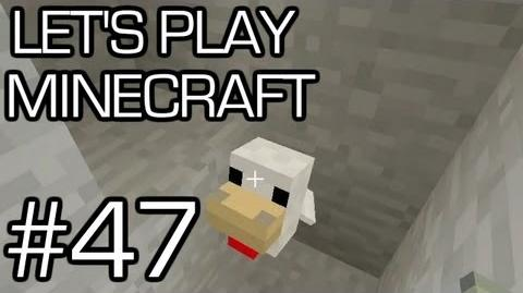 Let's Play Minecraft/episode listing/Episode 47 - Enchantment Level 30