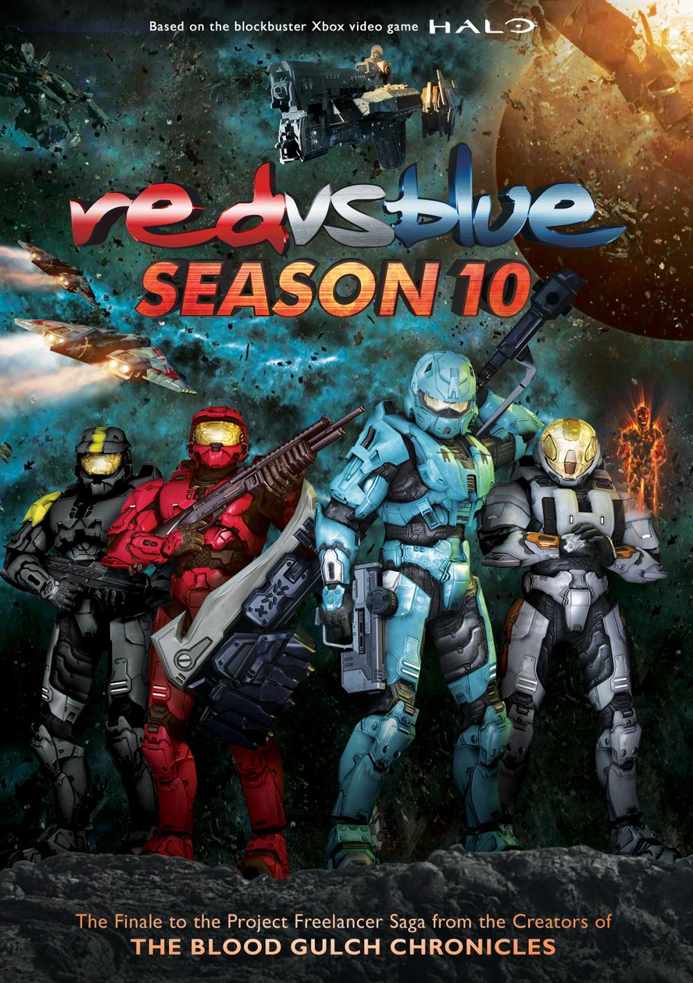 Red vs. Blue: Season 10