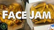 Face Jam Jack in the Box Tiny Tacos & Loaded Tiny Tacos