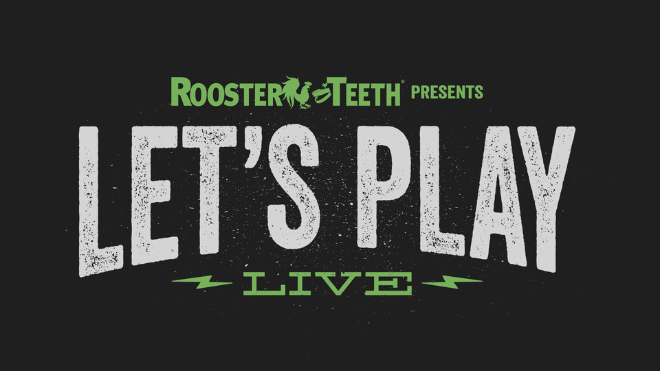 Let's Play Live