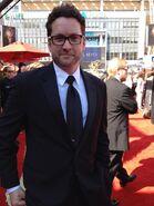Burnie at Emmy Awards
