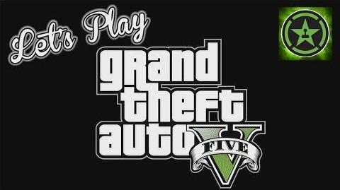 Let's Play - GTA V - Wacky Races