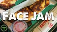 Face Jam Papa John's Papadias
