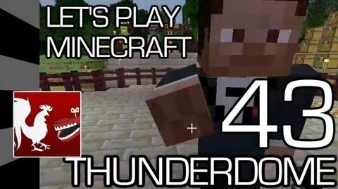 Let's Play Minecraft/episode listing/Episode 43 - Thunderdome