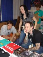 RTBooth Comiccon2007