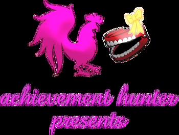 Pink AH/RT logo