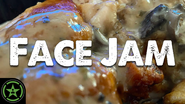 Face Jam Boston Market Tuscan Chicken and Chicken Marsala