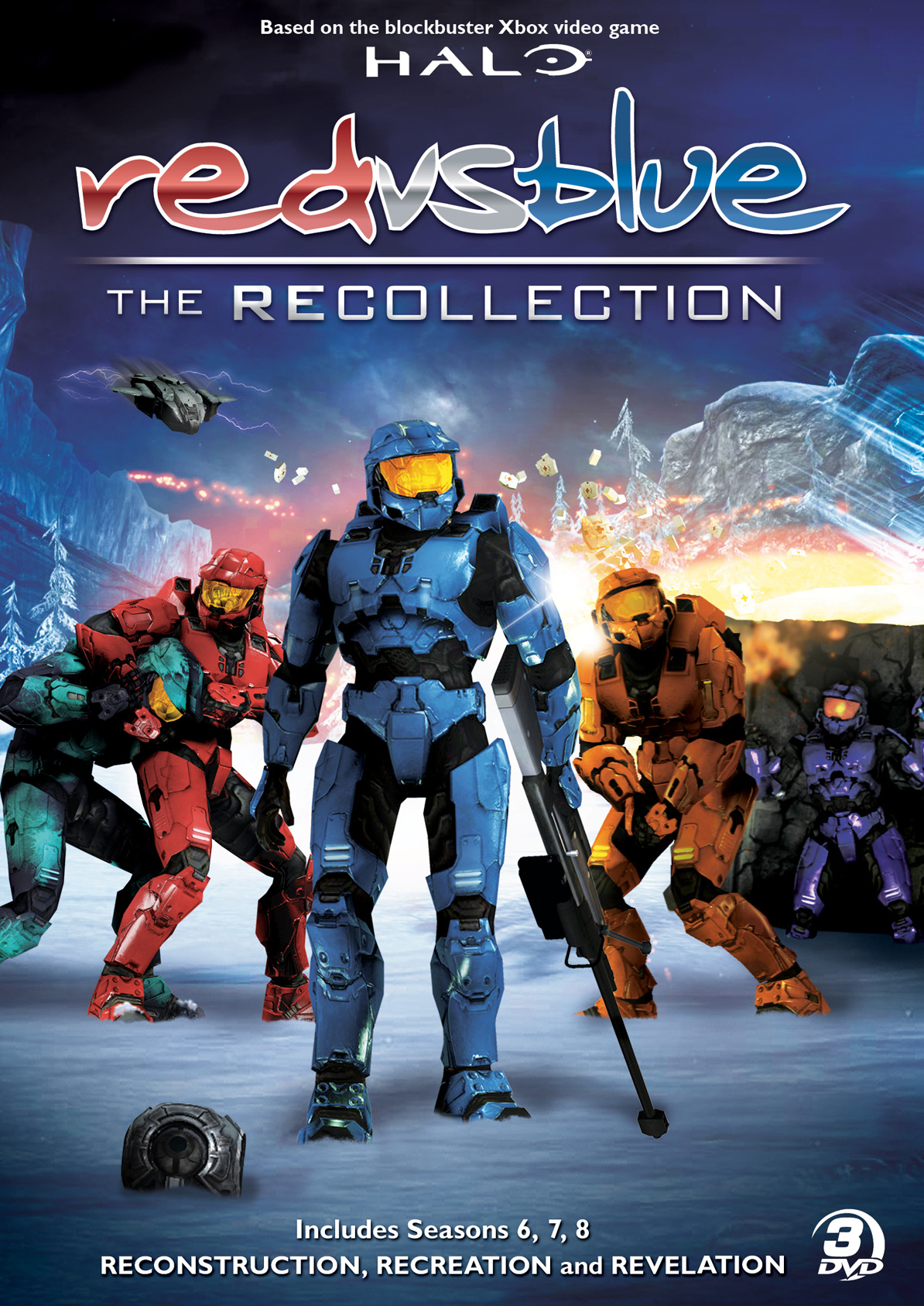 Red vs. Blue: The Recollections Trilogy