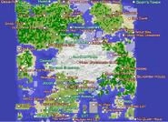 Achievement city map