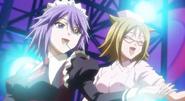 Mizore and Shizuka
