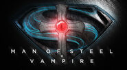 Man of steel vampire Story title