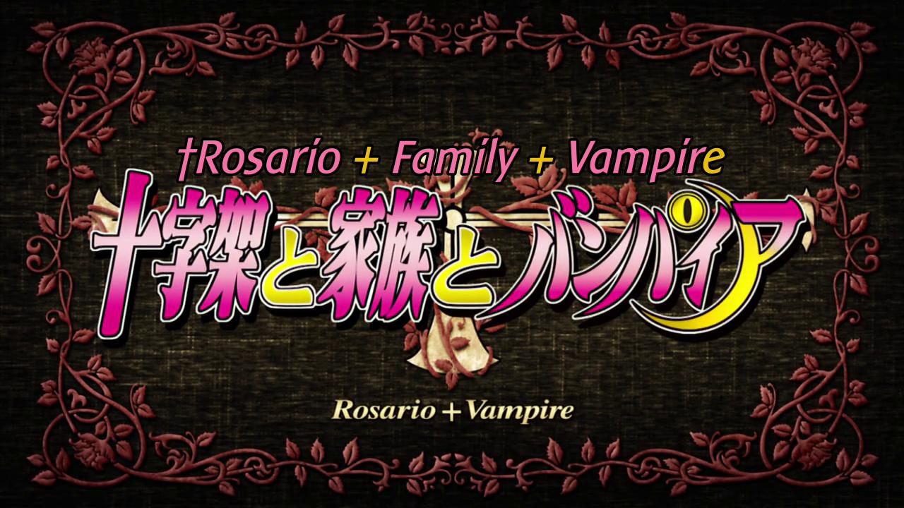 Rosario + Vampire Capu2 Episode 13