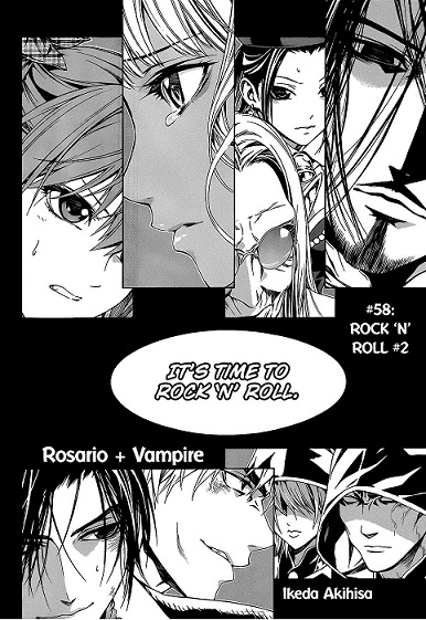 Rosario + Vampire II Chapter 058