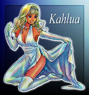 Kahula with color