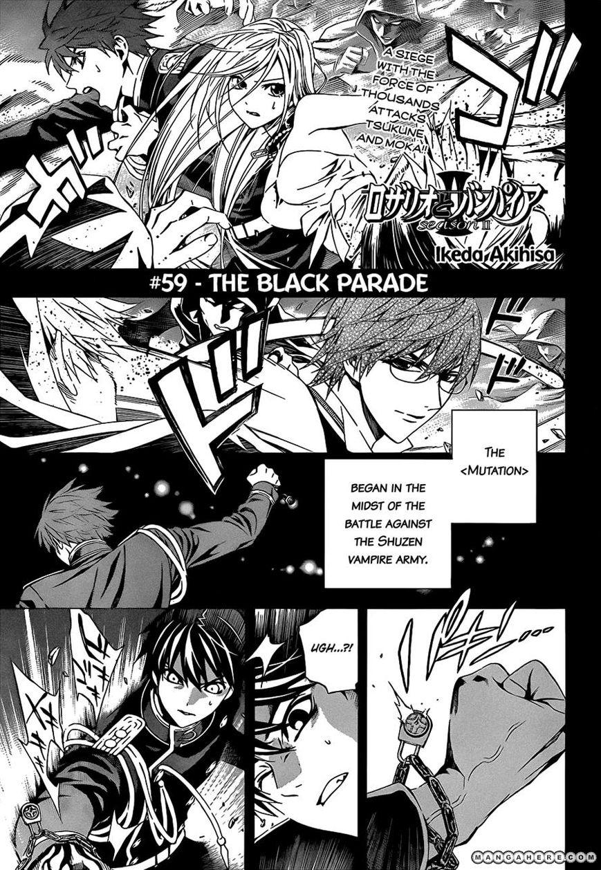 Rosario + Vampire II Chapter 059