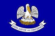Flag of Louisiana