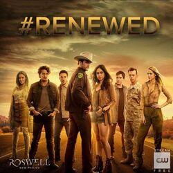 Roswell, New Mexico/Season 3