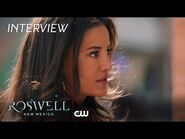Roswell, New Mexico - Heather Hemmens - Future Shock - The CW