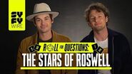 Roswell, New Mexico Cast Would Date Aliens (Roll For Questions) SYFY WIRE