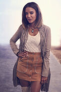 Roswell, New Mexico S1 Promotional Portrait Maria DeLuca