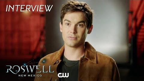 Roswell, New Mexico Tyler Blackburn On Alex Manes The CW