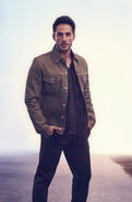 Roswell, New Mexico S1 Promotional Portrait Kyle Valenti