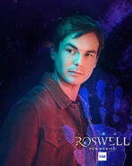 Alex s2 character poster