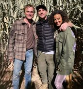 RNM 2.06 BTS David Anders, Michael Trevino, Heather Hemmens