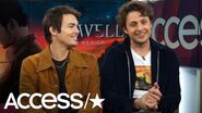 Tyler Blackburn & Michael Vlamis On Alex & Michael's 'Unexplainable Connection' In The CW's Roswell