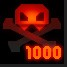 Medal Vanquished 1000