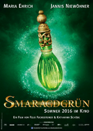 Emerald Green film teaser poster