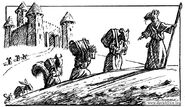 Redwall travellers