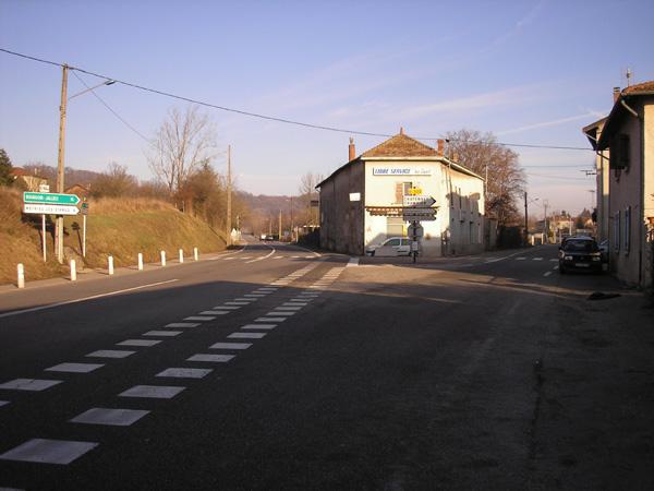 Route nationale française 502