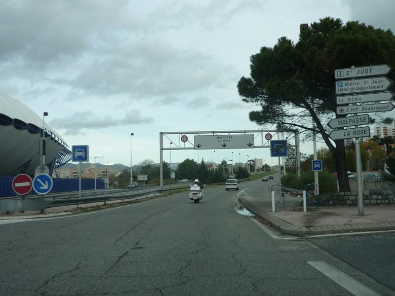 Autoroute française B51 (Ancien numéro)