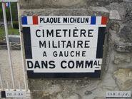 Cimetière militaire 60N335 - Pierrefonds