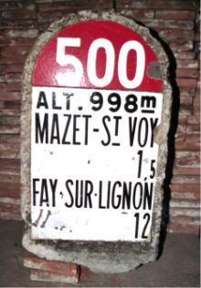 Route nationale française 500