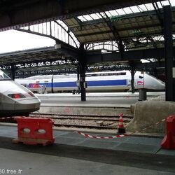 Infrastructure ferroviaire française