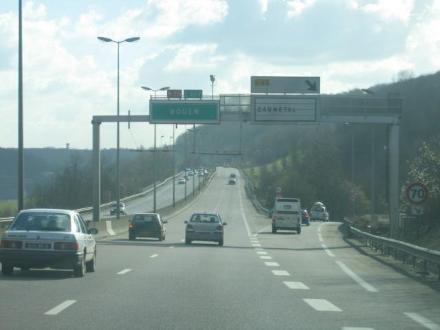 Rocade de Rouen