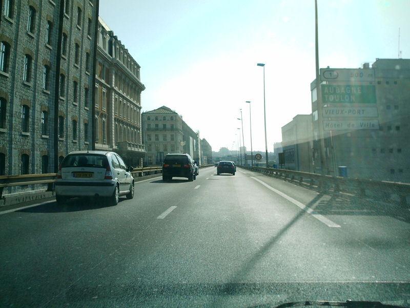 Autoroute française A55 (Ancien tronçon)