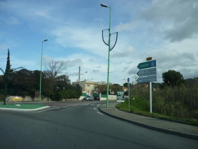 Route départementale française D4b (13)