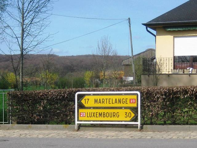 Route nationale luxembourgeoise 23