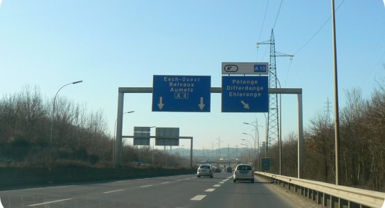 Autoroute luxembourgeoise A4