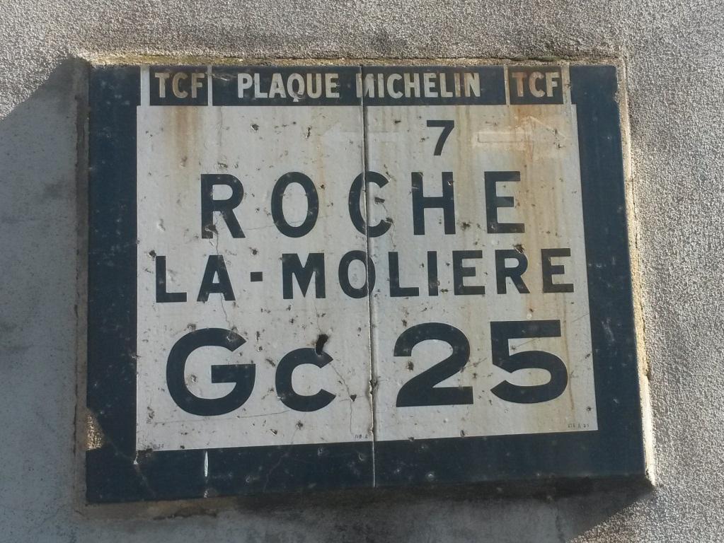 Route départementale française D25 (42)