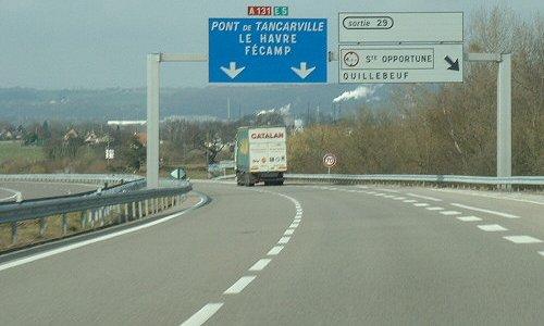 Autoroute française A131