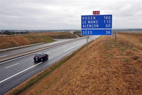 Autoroute française A88