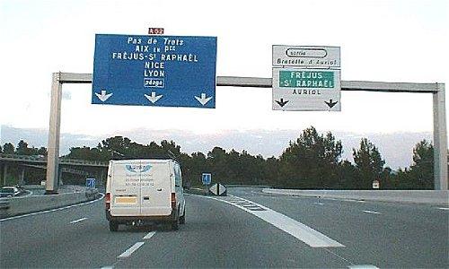 Autoroute française A520