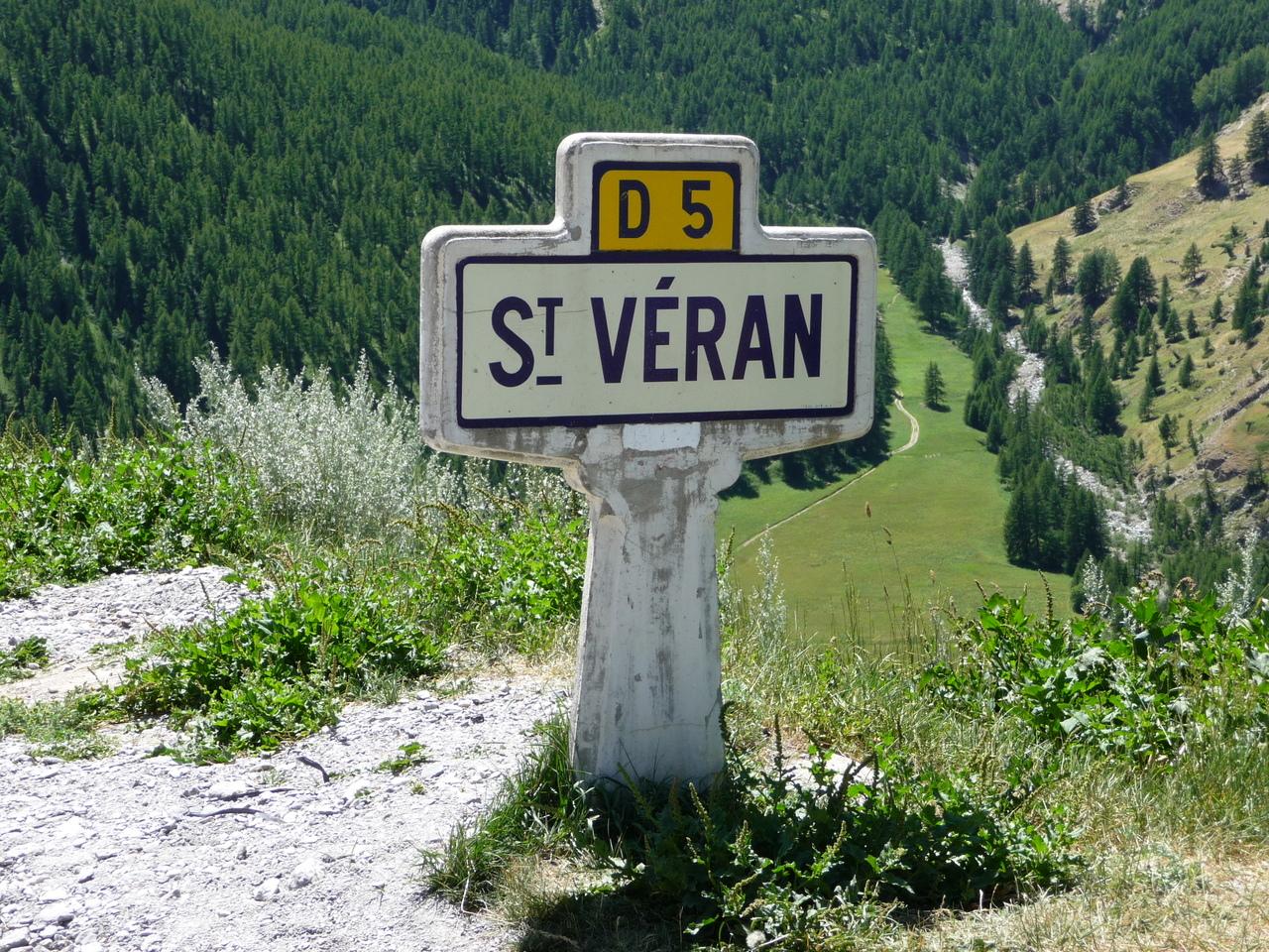 Route départementale française D5 (05)
